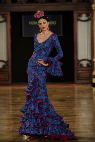 Traje de Flamenca - Pepa-Garrido - We-love-flamenco-2015   Wappissima