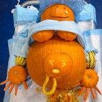 c section pumpin 150x150 21 random, gross and funny pumpkin carvings [gallery]
