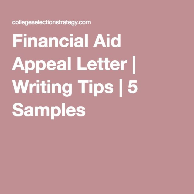 financial aid appeal letter essay Youõre in a tough spot, but you can get out of it use our financial aid appeal  letter due to maximum time frame as a guide while you write your own strong  letter.