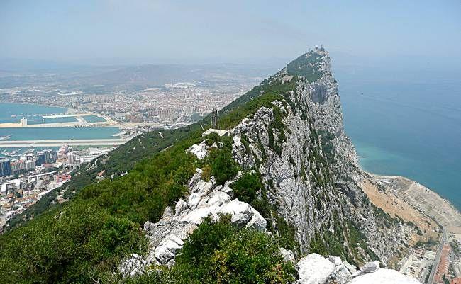 Gibraltar - British Overseas Territory