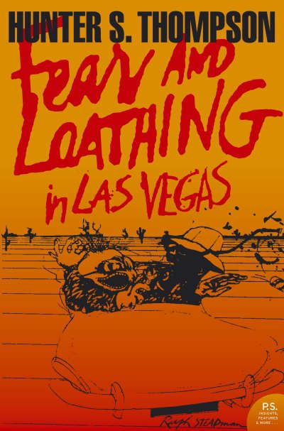 fear and loathing: Books Covers, Las Vegas, Books Movie, Books Worth, Hunters Thompson, Reading Lists, Books And Movie, You'R Awesome, Books Reading