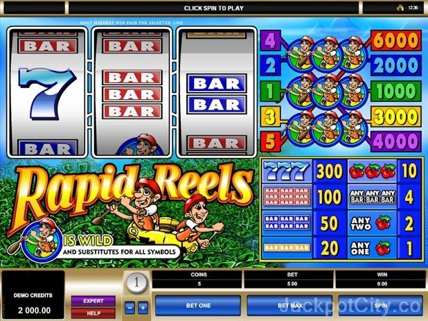 Jackpot City Casino Gratis