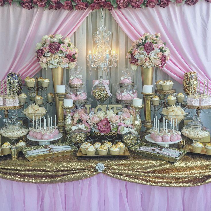 wedding shower candy buffet ideas%0A    Likes    Comments  Dana Dais   sweetdreamsbydana  on Instagram   u   c    Bridal  Shower TeaBridal ShowersBuffet IdeasCandy