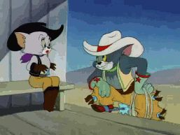 smoking deal with it cigarette tom and jerry trending #GIF on #Giphy via #IFTTT