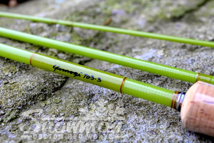 17 best images about fiberglass fly rod on pinterest for Fiberglass fishing rods