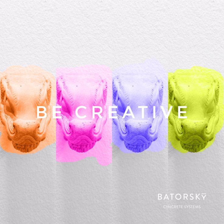You can paint Batorsky concrete knob. Dragons like to be coloured. #batorsky #concrete #dragon #knob