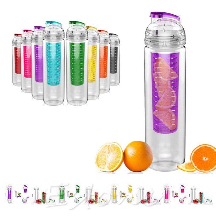 $4.52// Fruit Infuser water bottle// Delivery: 6-8 weeks