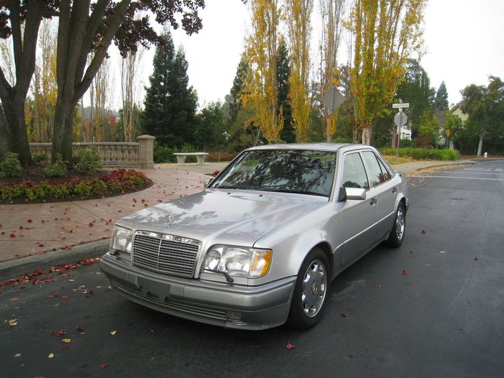 Awesome Amazing 1994 Mercedes-Benz E-Class Base Sedan 4-Door 1994 Mercedes-Benz E500 Base Sedan 4-Door 5.0L 2018