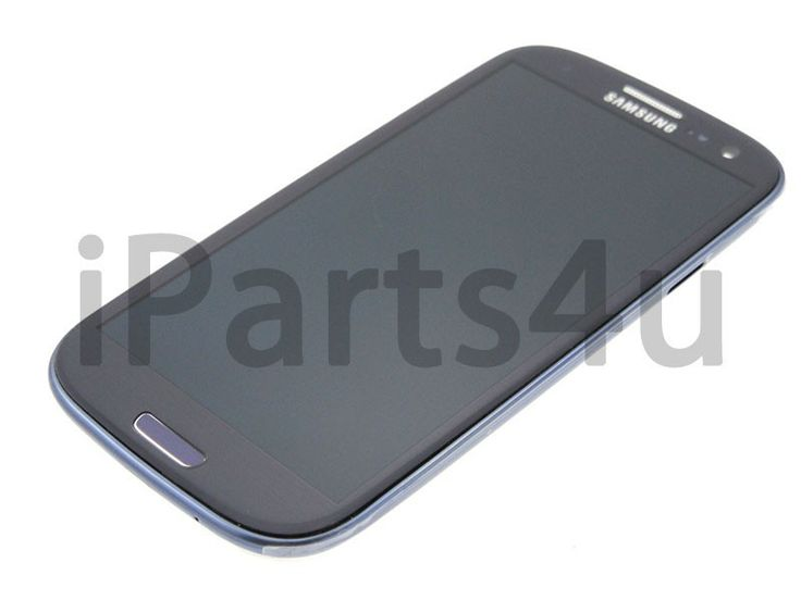 Samsung Display Assembly LCD blauw voor Samsung Galaxy S3 i9300