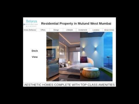 Ariisto Bellanza presents Residential Apartments in Mulund Mumbai