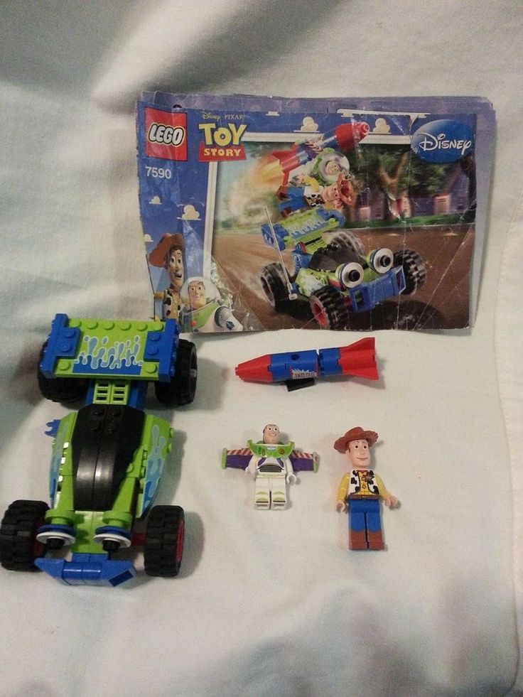 17 best images about lego on pinterest woody and buzz - Lego toys story ...