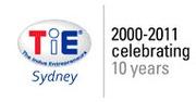 TiECON Sydney 2012  Wednesday, October 10, 2012  8:30 AM To 8:30 PM  Sydney Masonic Centre   66 Goulburn Street, Sydney