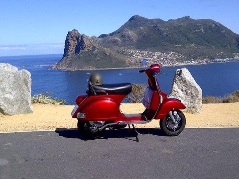 Hout Bay, Chapmans Peak Drive, Cape Town