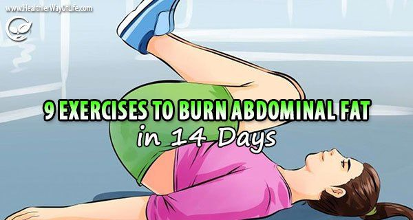 Depending on whether you already workout your abs regularly at home, or you're just beginning, the list below offers an exercise routine for each level. Belly fat is maligned for its way of tampering with any outfit that doesn't involve a muumuu, but really there's something way worse about the stuff: When white fat expands…