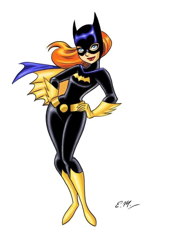 Todd Clipart 20 Fee Cliparts Download Imagenes: Batgirl Doodle 2 (Colored) By ~em-scribbles On DeviantART