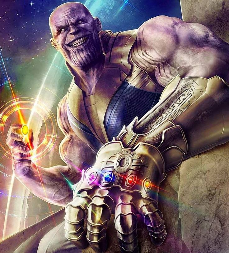 """7,052 mentions J'aime, 65 commentaires - Marvel Entertainment (@marvel_entertainment) sur Instagram : """"•Can Thanos gather all the infinity stones in Infinity war? •Comment your opinion below. .…"""""""