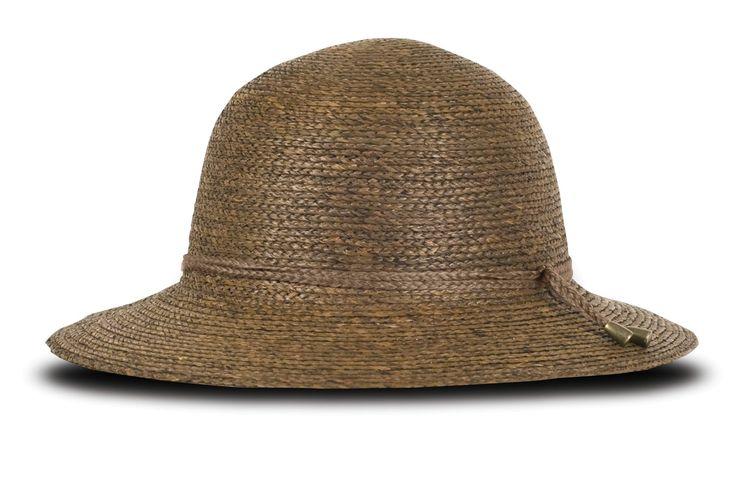 Tilley Women's Broad Brim Raffia Hat