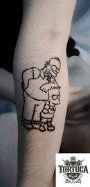 Временные татуировки хной | 50 фотографий