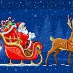 Merry Christmas Santa Claus HD Images