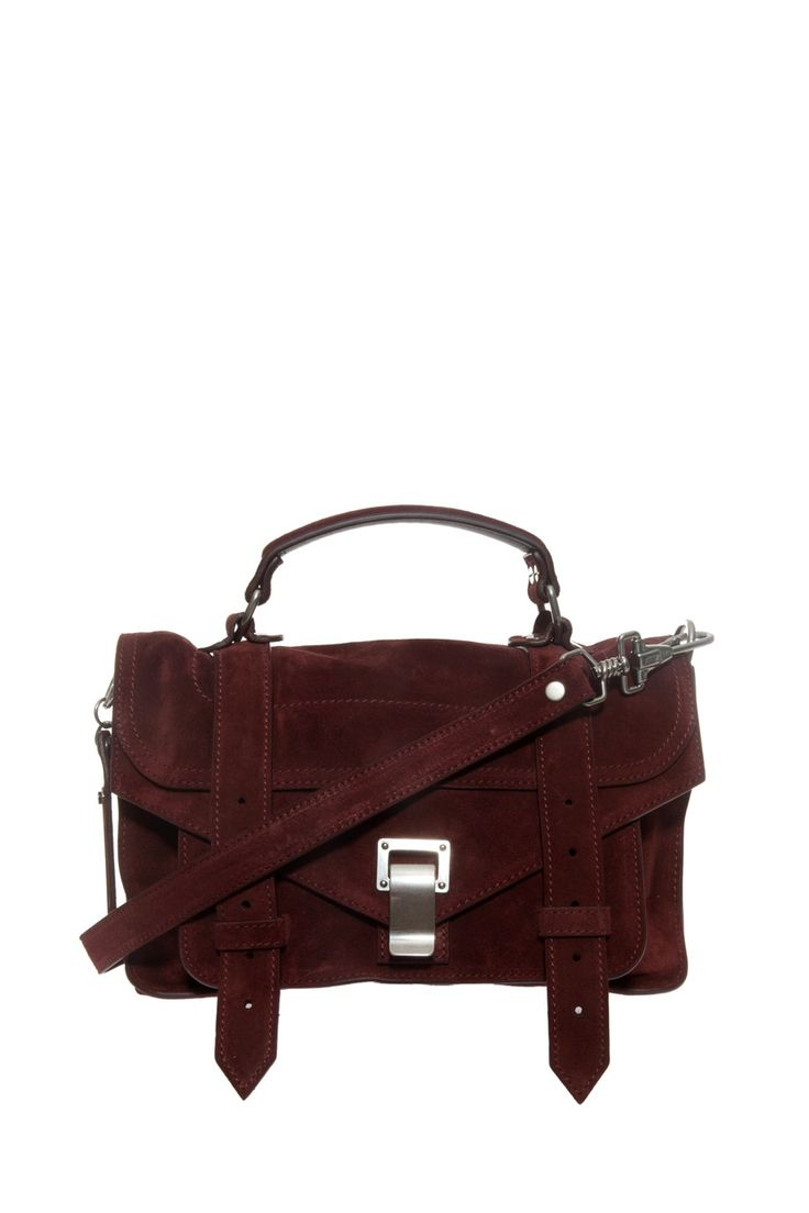 Mini Ps1 Bag By PROENZA SCHOULER @ http://www.boutique1.com/