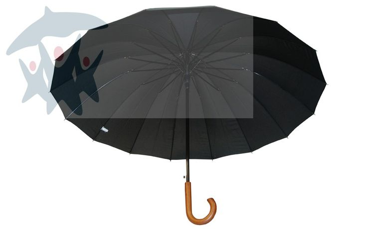 Długi, męski parasol Karol typu golf firmy Kulik ParasoleDlaCiebie.pl