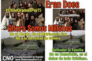 David Yañez Osses: Eran Doce ahora Somos Millones