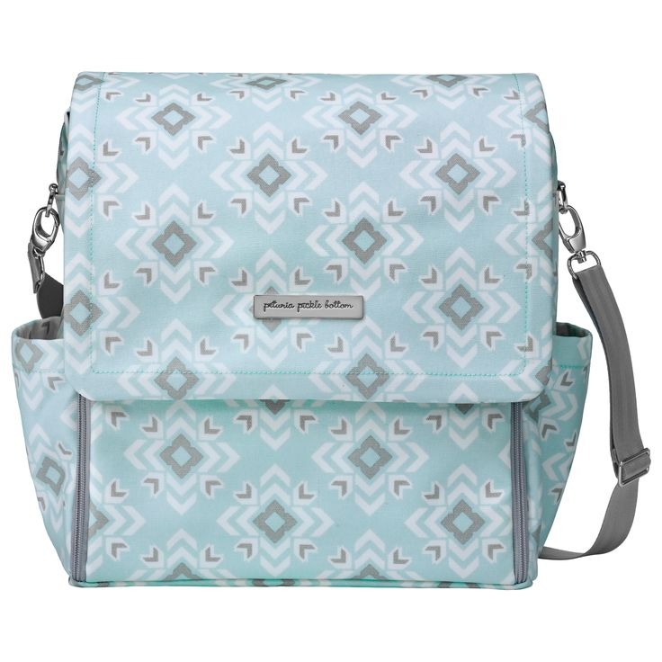 Petunia Pickle Bottom Diaper Bag Boxy Backpack Glazed Sleepy San Sebastian #laylagrayce