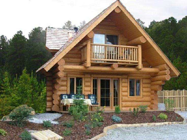 Great Extraordinary Exceptional Small Log Homes Inspiration : Appealing Small  Tiny Log Home Plans By Donald Gardner