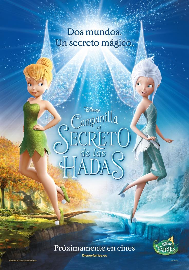 2012 - Campanilla: el secreto de las hadas - Tinker Bell: Secret of the Wings