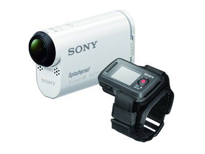 Sony HDR POV Action Video Camera with Live View Remote