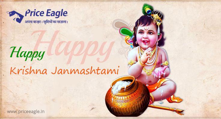 Spread the message of love on the birth anniversary of #LordKrishna wishes you Happy Krishna #Janmashtami