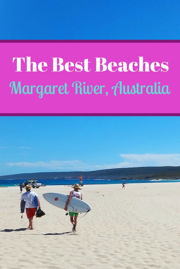 Who doesn't love the beach? We think the beaches in Western Australia's Margaret River are some of the best in the whole world - and here is a round-up of the best of the best.