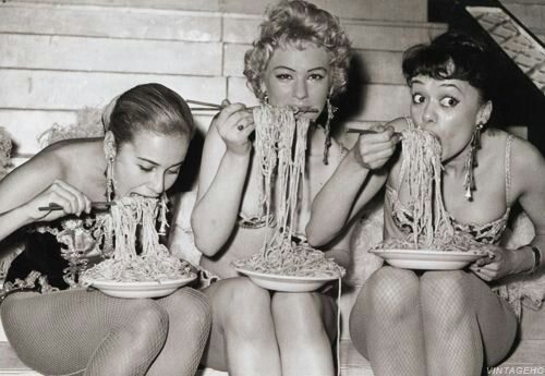 all you see i owe to pasta - Google Search