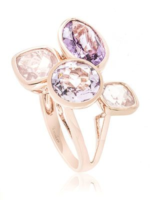 SOPHIA BY DESIGN RING PINK GRACE $980