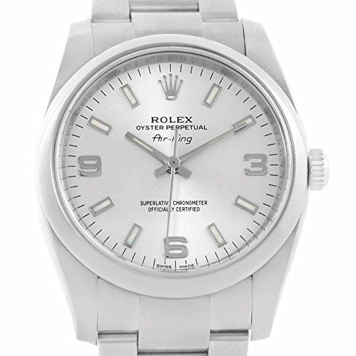 Rolex Air King automatic-self-wind mens Watch 114200 (Certified Pre-owned) https://www.carrywatches.com/product/rolex-air-king-automatic-self-wind-mens-watch-114200-certified-pre-owned/ Rolex Air King automatic-self-wind mens Watch 114200 (Certified Pre-owned)  #rolexladieswatches