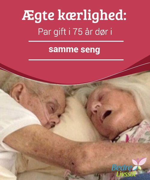 Ægte kærlighed: Par gift i 75 år dør i samme seng  Jeanette begyndte også at lide af #helbredsproblemer, da hun #kunne se at hendes mand var syg og ikke fik det #bedre. Hun blev så syg, at hun selv blev sengeliggende, ligesom hendes livs #kærlighed.