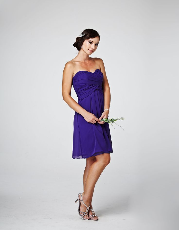 Wedding :: Bridesmaids :: Oscar Vitoni :: Bridesmaid-dress-F14847 -