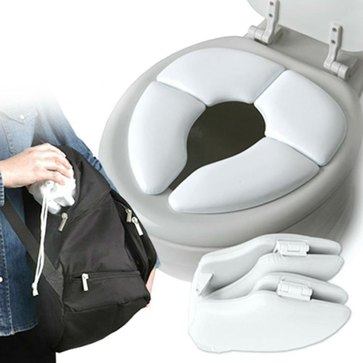 Baby Toilet Seat Portable Folding Training Potty Toddler Infant Kids Trainer  #Mambobaby