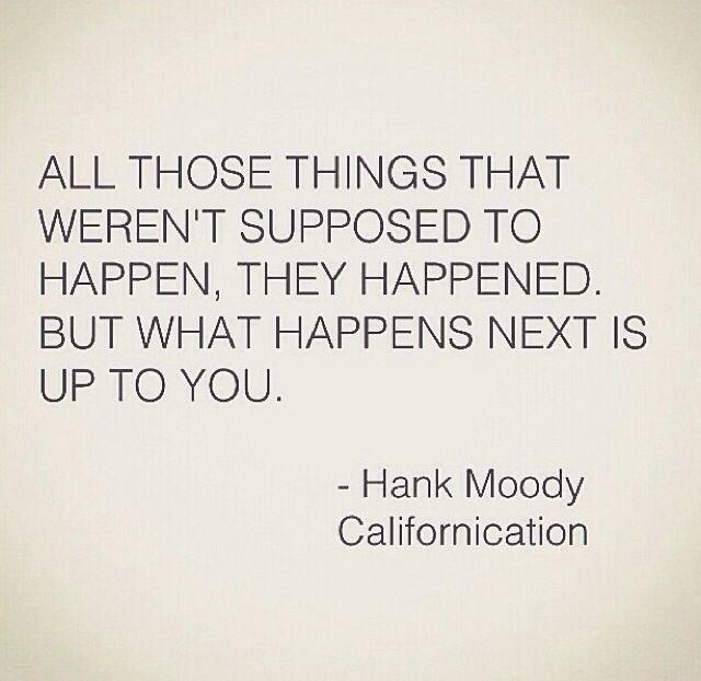 Californication Quote