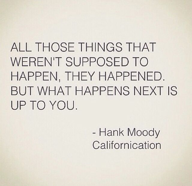 Californication Quote