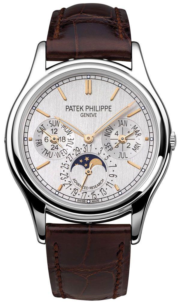 Patek Philippe Advanced Research Perpetual Calendar Ref. 5550P