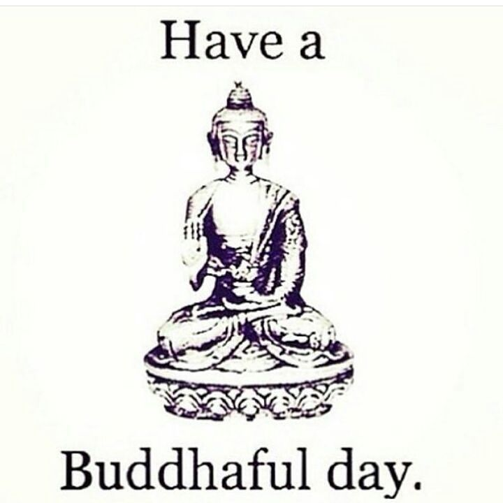 Have a Buddhaful day  #m_eye_nd