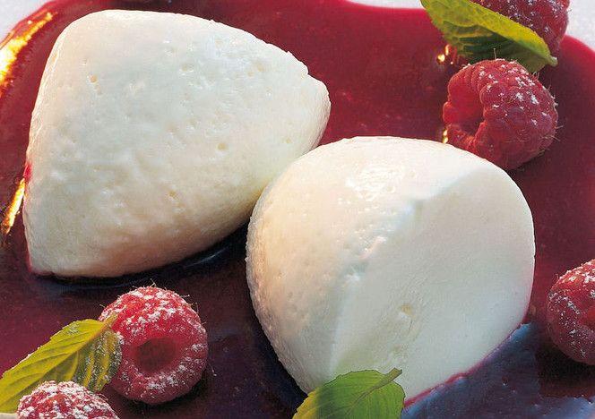 Joghurt-Mousse