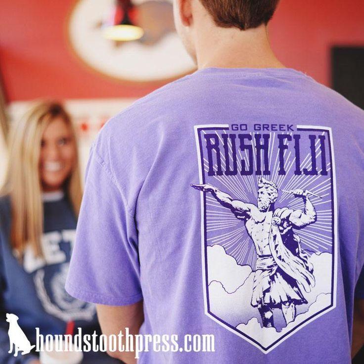 Rush fiji tee fraternity shirts pinterest fiji for Southern fraternity rush shirts