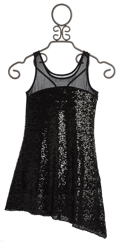 Elisa b tween silver lace holiday dress