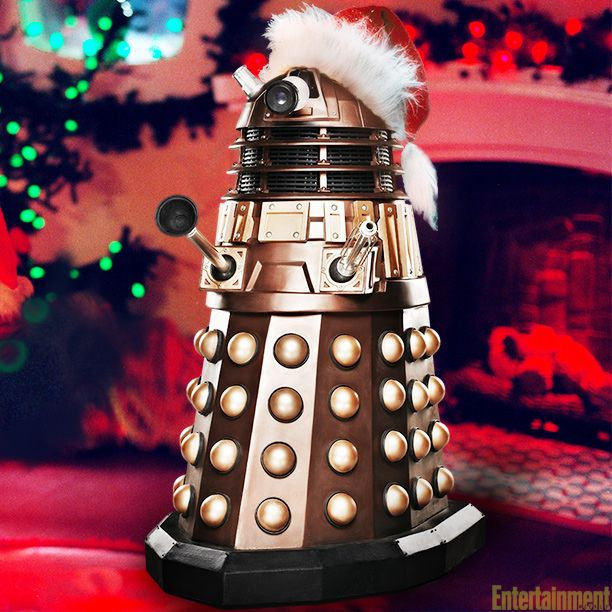 'Doctor Who's How The Dalek Stole Who'smas': An EW holiday mash-up | EW.com