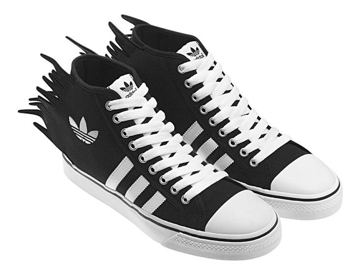 Adidas Originals Js Nizza Jagged