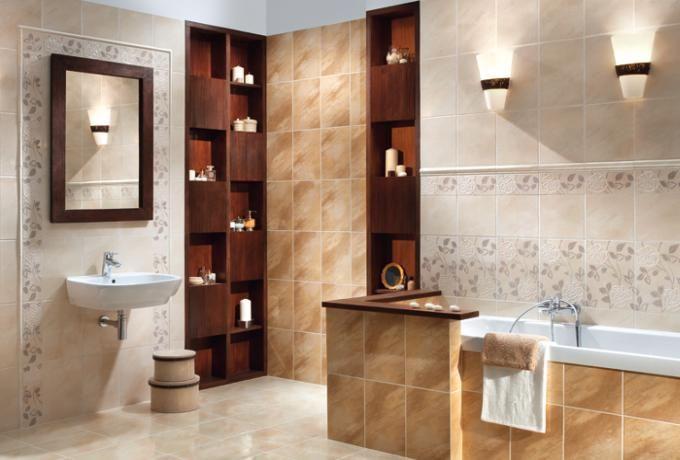 Domino Kaldera fürdőszoba csempe | Fürdőszobák - Álomfürdőszoba.hu