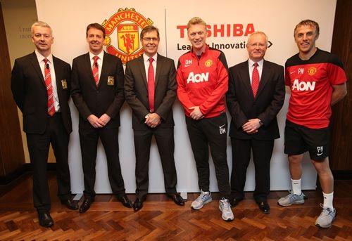 El Manchester United instala la tecnología médica más avanzada del mundo gracias a Toshiba