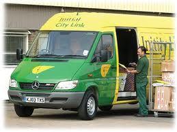 City Link Van & Driver